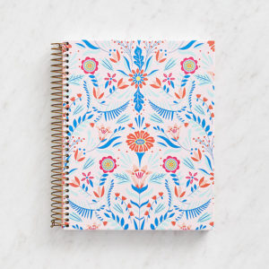 Paper Source Floral Spiral Journal ~ The Books Every Crafter Needs to Own || www.thepaperycraftery.com