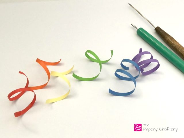 My Favorite Quilling Paper Colors ~ An easy to follow list of the quilling paper shades I use time and time again! || www.ThePaperyCraftery.cm