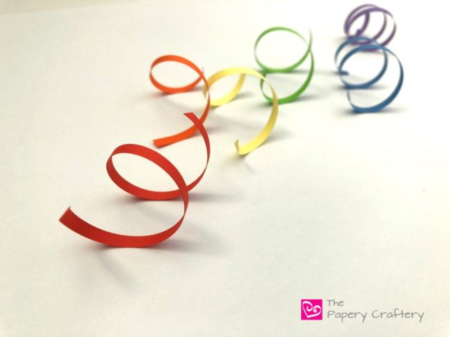 My Favorite Quilling Paper Colors ~ An easy to follow list of the quilling paper shades I use time and time again! || www.ThePaperyCraftery.com