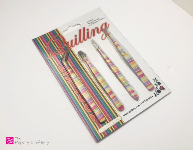 Quilling Paper Tweezers Review - The pros and cons of some of the most popular quilling tweezers on the market | ThePaperyCraftery.com