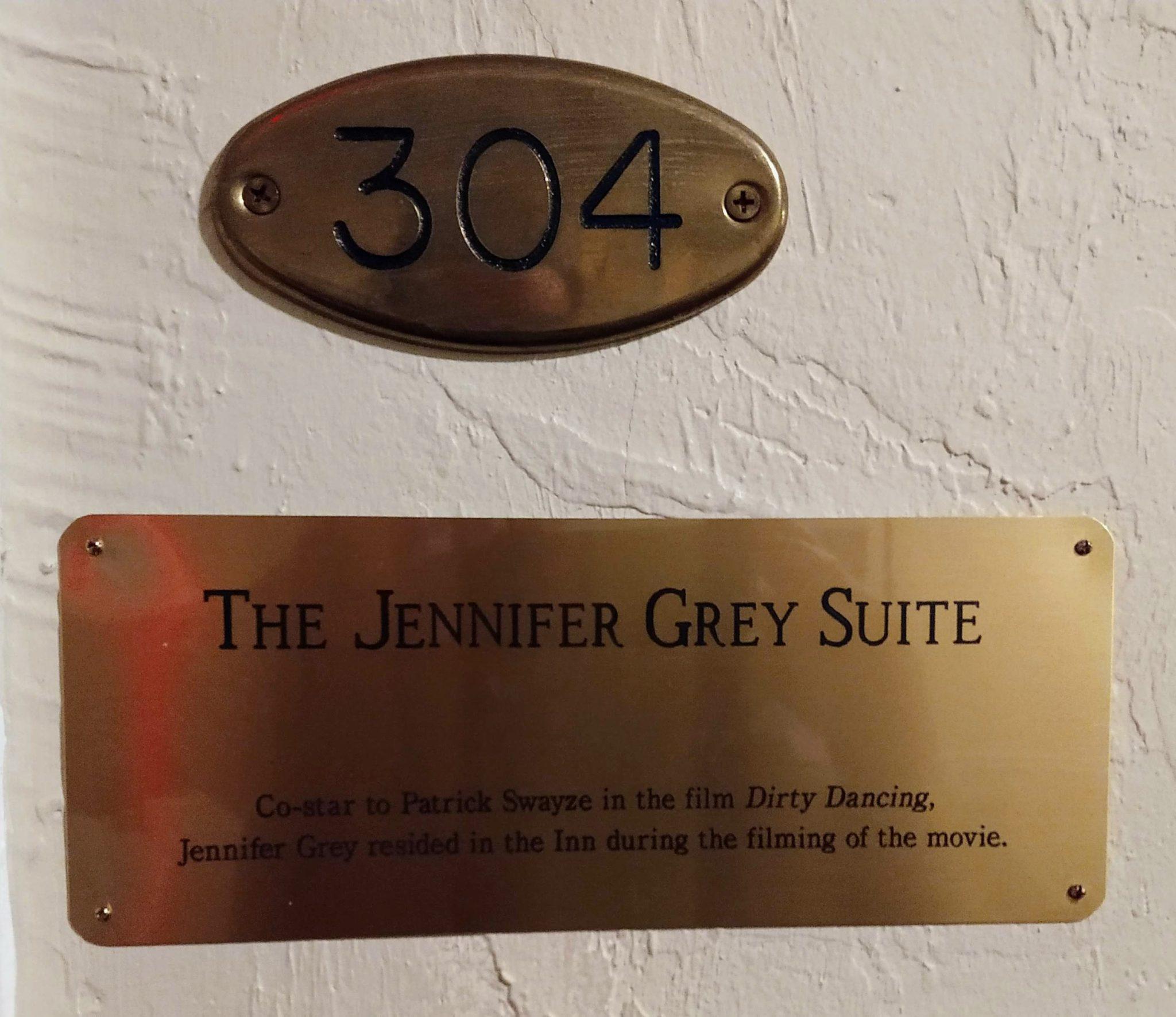 The Jennifer Grey Suite @ Lake Lure Inn
