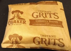Quaker Grits Country Bacon Flavor