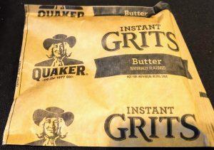 Quaker Grits Butter Flavor