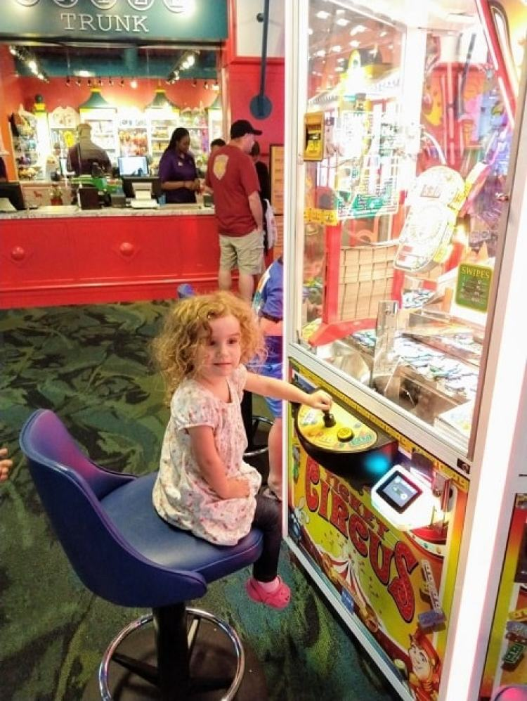 Kalahari Arcade