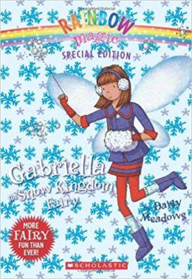Gabriella The Snow Kingdon Fairy