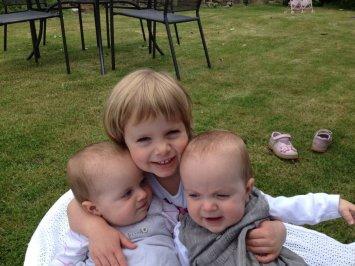 Sibling age gap