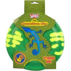 Chameleon Disc in green