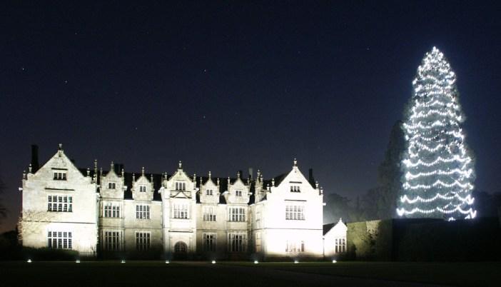 Wakehurst Place by night
