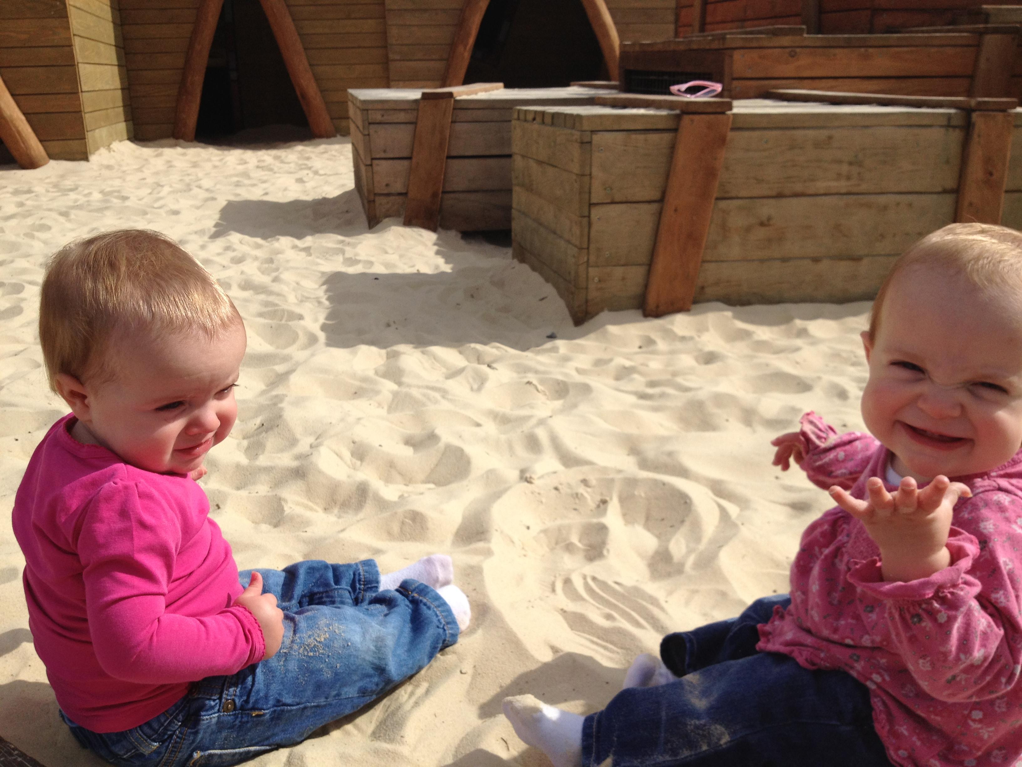 Sand Spiel