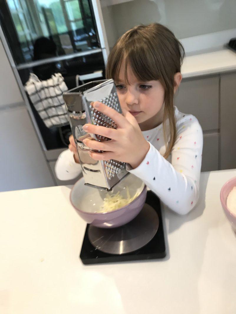 Pancetta muffins