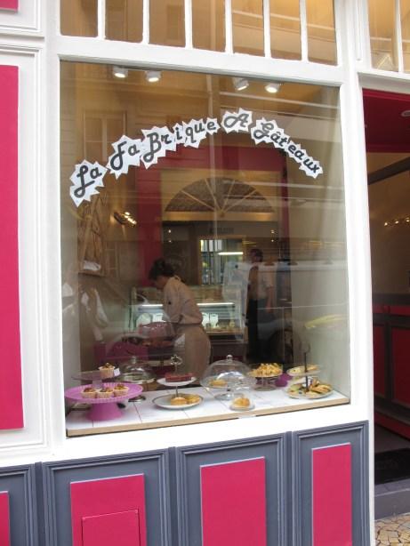la fabrique à gâteaux rue des Vinaigriers