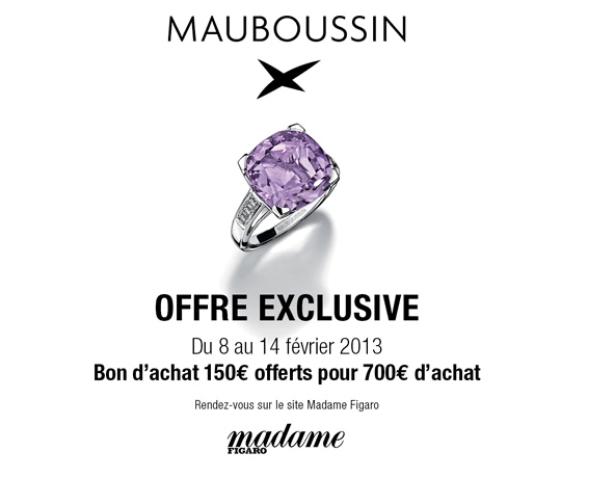 Mauboussin Saint Valentin