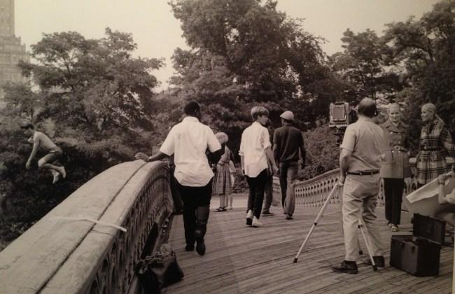 Central Park Joel Meyerowitz