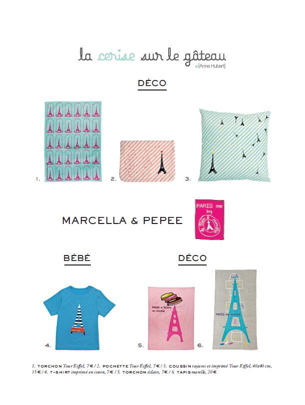 Monoprix & Paris - Marcella et Pépée