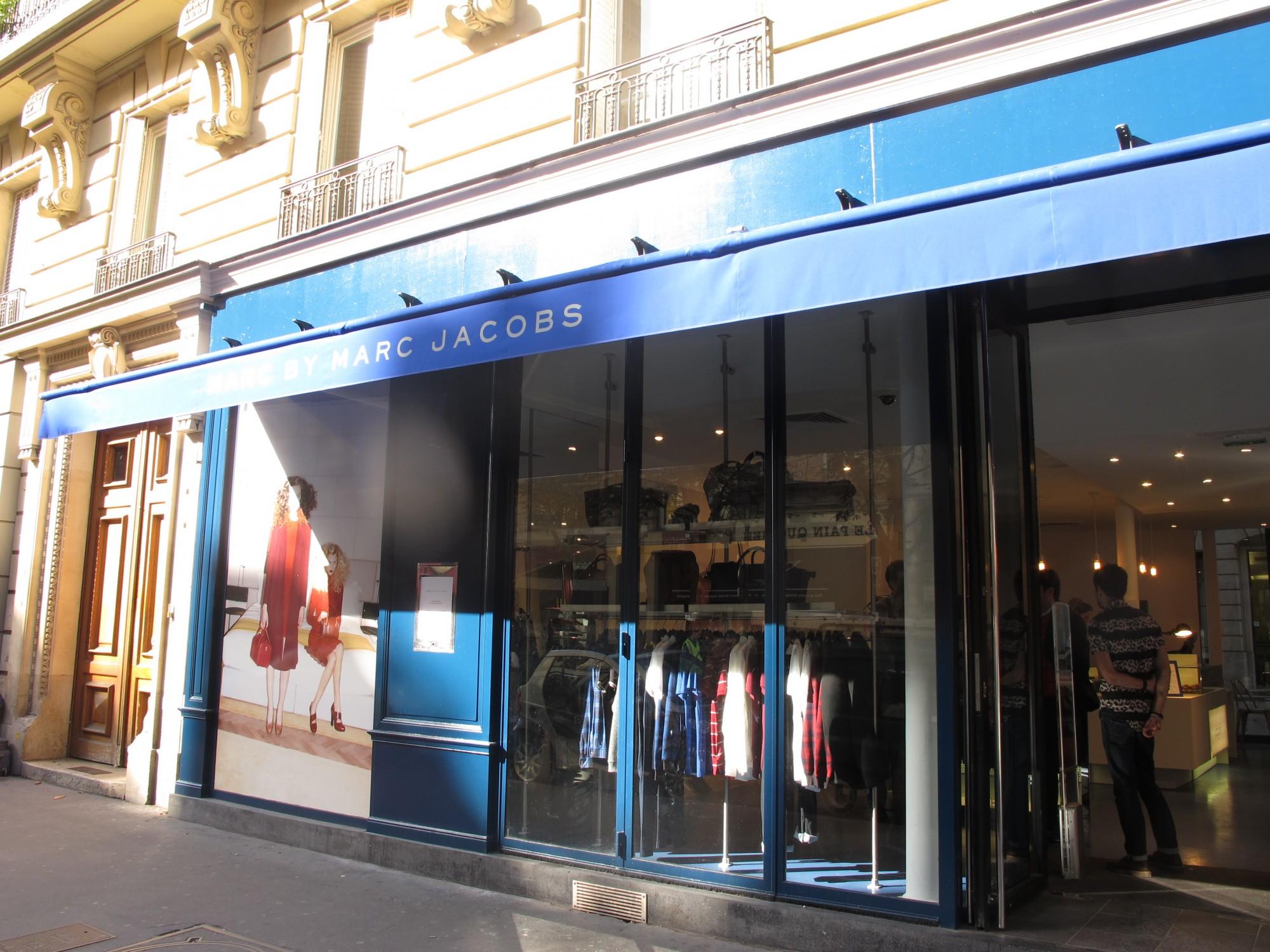 ca82b1d0f6480 Popup store Marc by Marc Jacobs - The parisienne