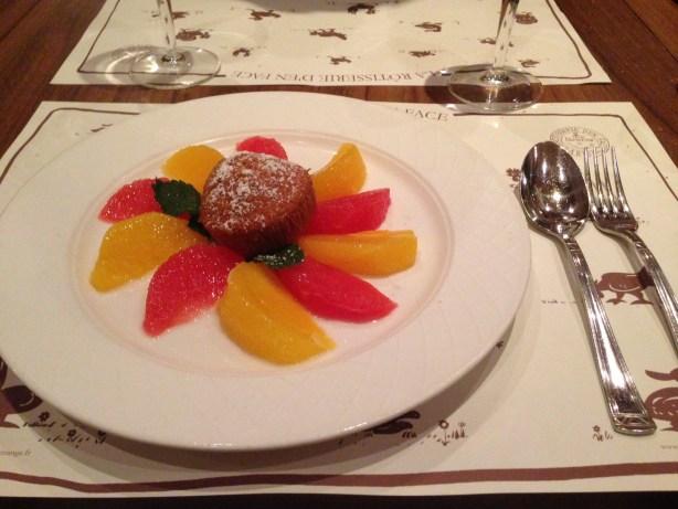 Rotisserie Dessert