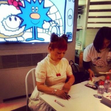 la Creatrice de Hello Kitty