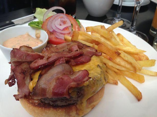 DomeHamburger