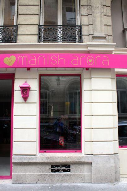 Manishfacade