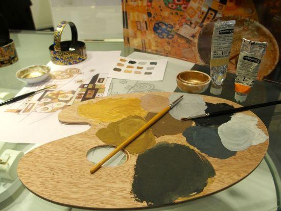 Baiser de Klimt - FREYWILLE