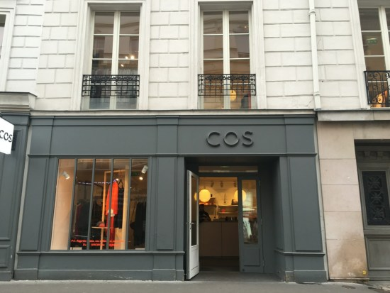 rue de Passy COS