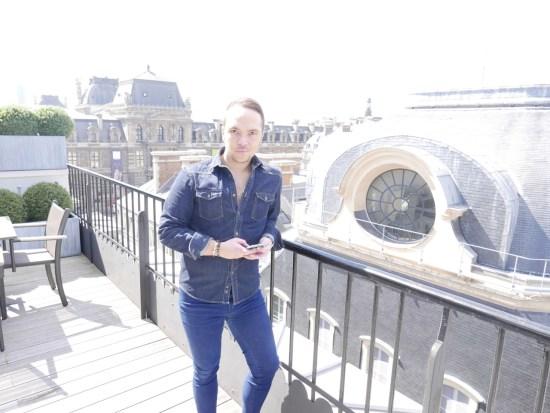 Paris vu par Cédric