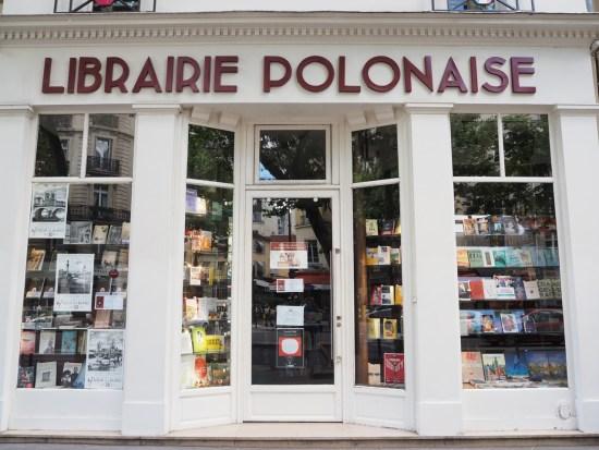 Librairie polonaise