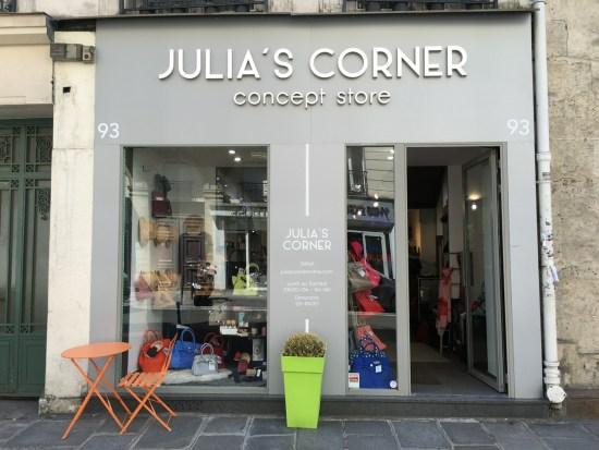 Julia's corner