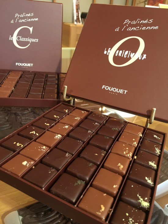 chocolat Fouquet Paris