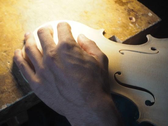 Sylvain Tournaire - luthier