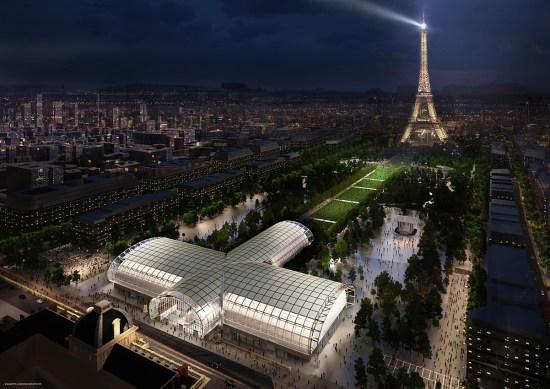 Grand Palais Éphémère