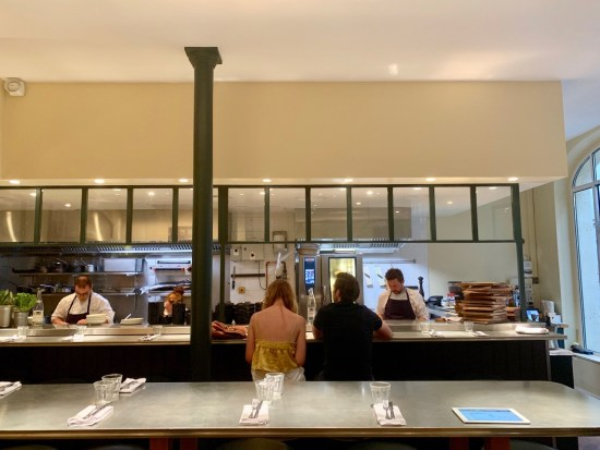 Joia - cuisine ouverte