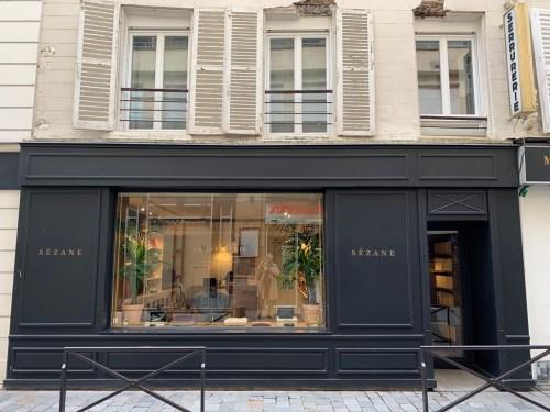 Sézane rue de l'Annonciation