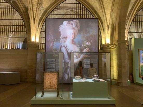 Marie-Antoinette à la Conciergerie