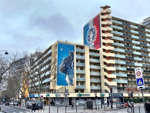 Musée à ciel ouvert Paris 13