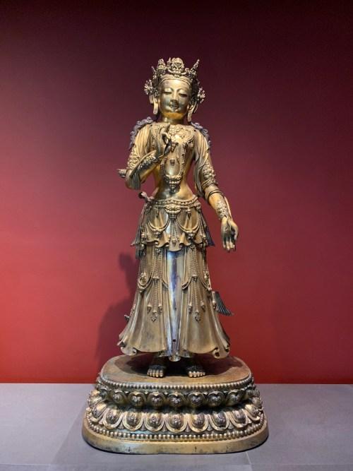 Musée Cernuschi - Bodhisattva