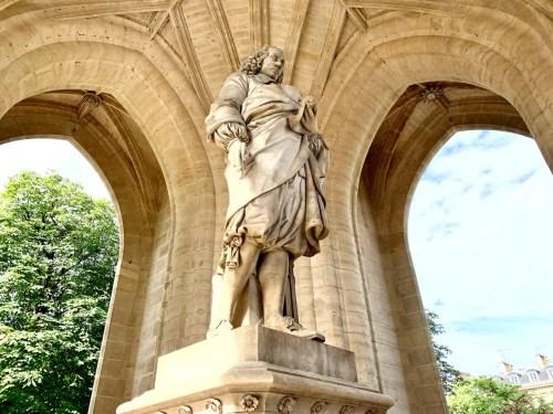 Statue de Pascal - Tour Saint-Jacques