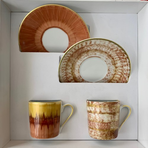 duo tasses à café Marie Daâge