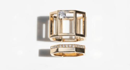 bijoux JEM - collection Octogone