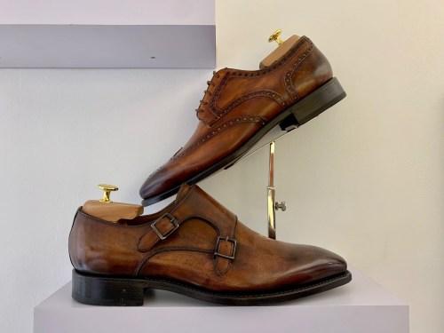 souliers sur mesure - Maison Felger