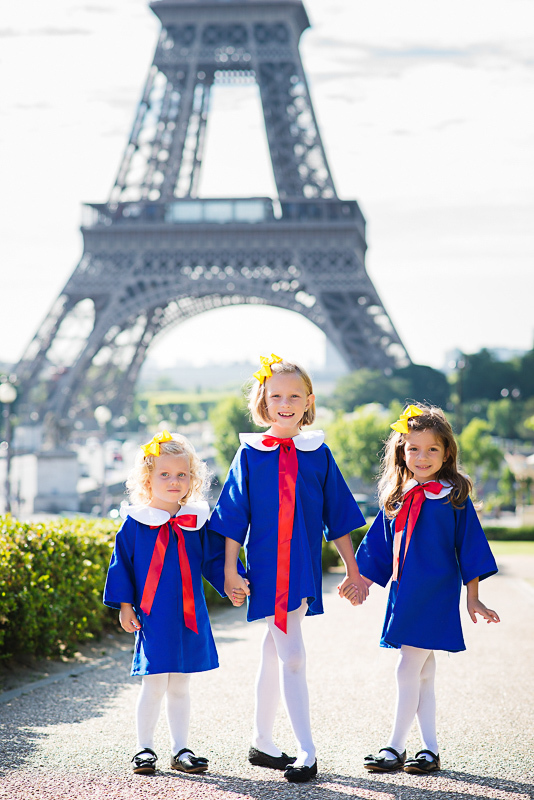 Madeline themed family fairy-tale in Paris 3