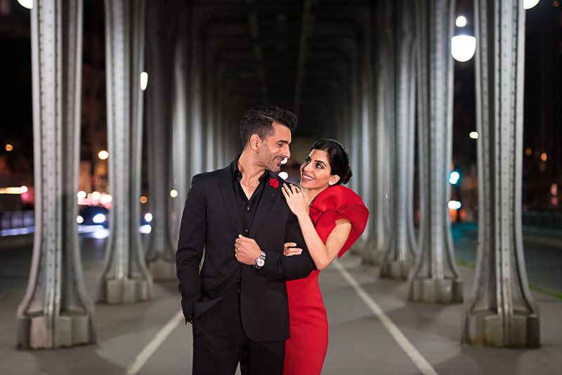 Inception bridge is ideal for engagement photos