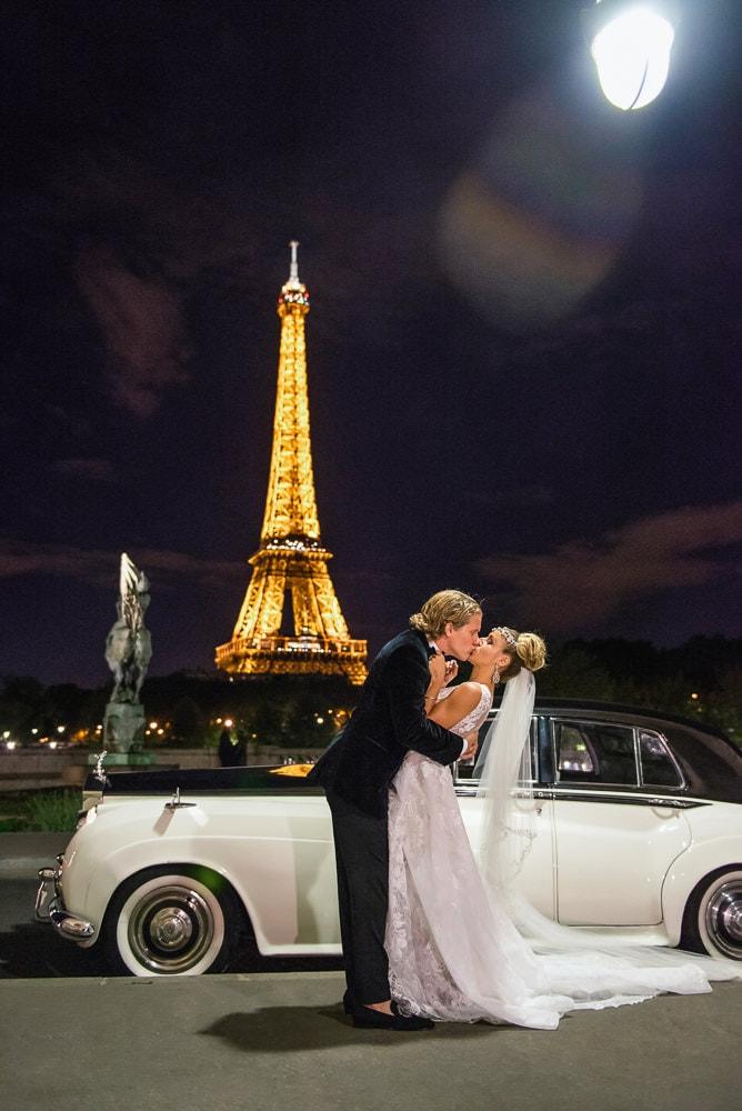 Paris Night Photography
