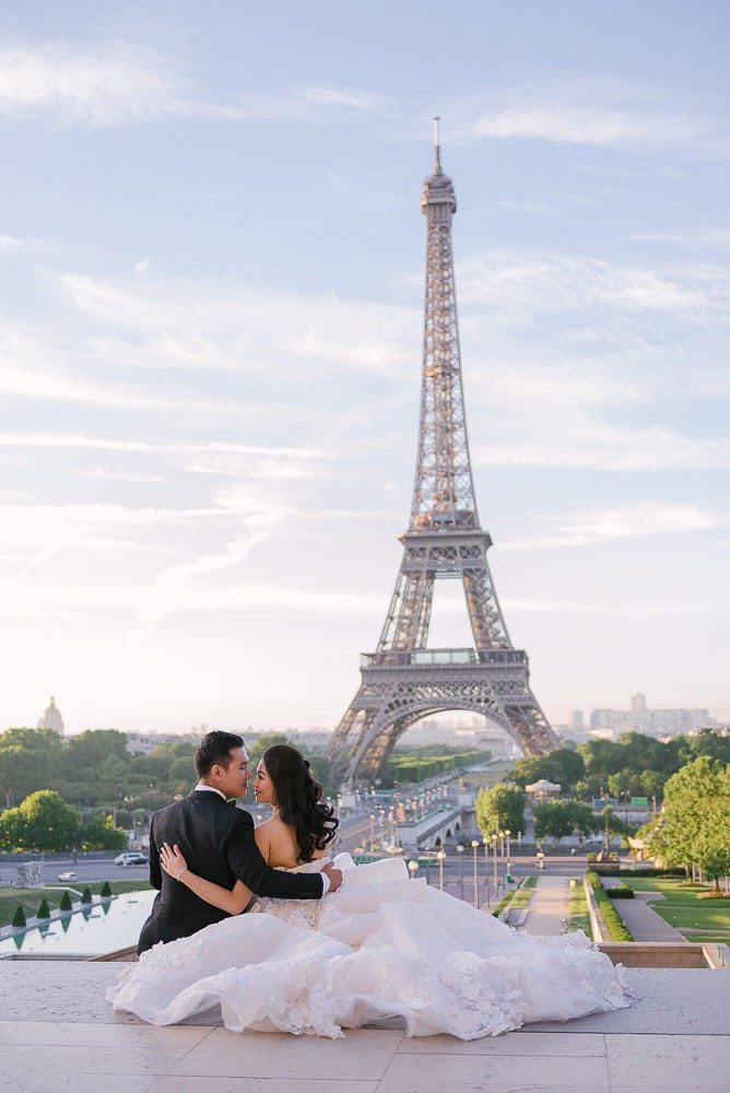 pre wedding photographer fran boloni - the paris photographer