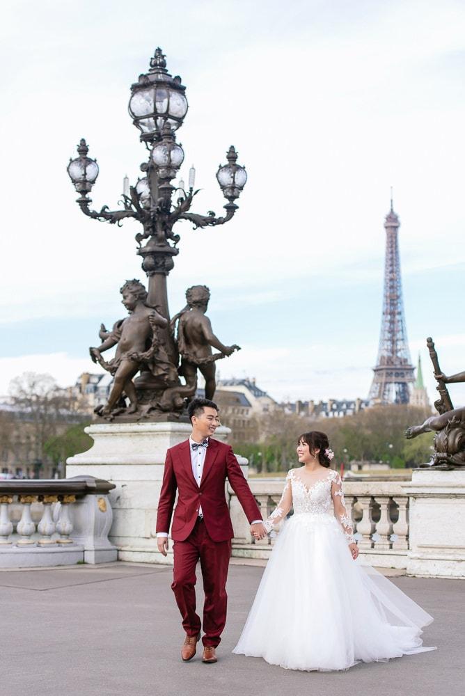 paris pre wedding photography 32