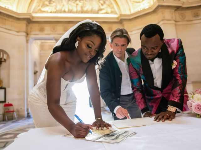 Plaza Athenee Paris Wedding – Chapelle Expiatoire ceremony -5