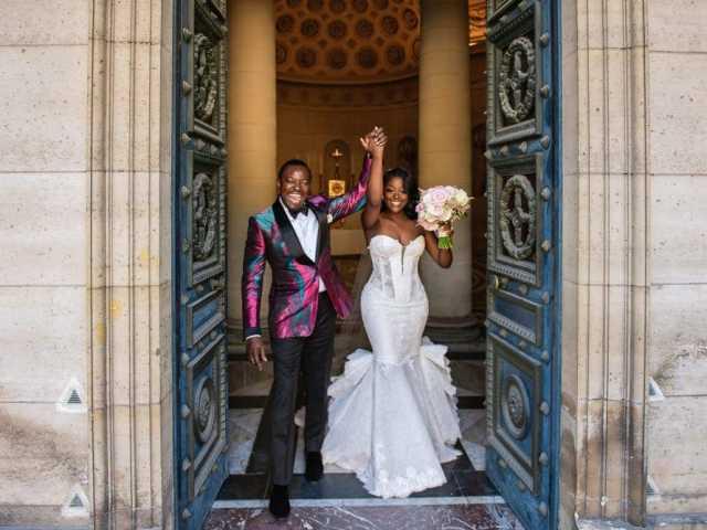 Plaza Athenee Paris Wedding – Chapelle Expiatoire ceremony -6
