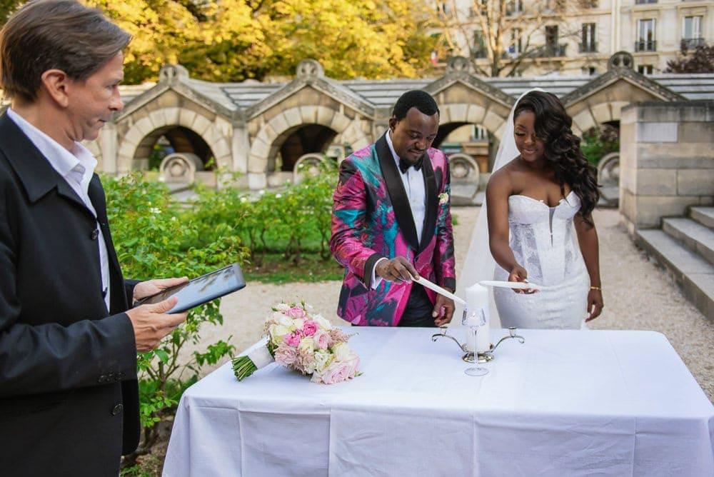 Plaza Athenee Paris Wedding – Chapelle Expiatoire ceremony -7