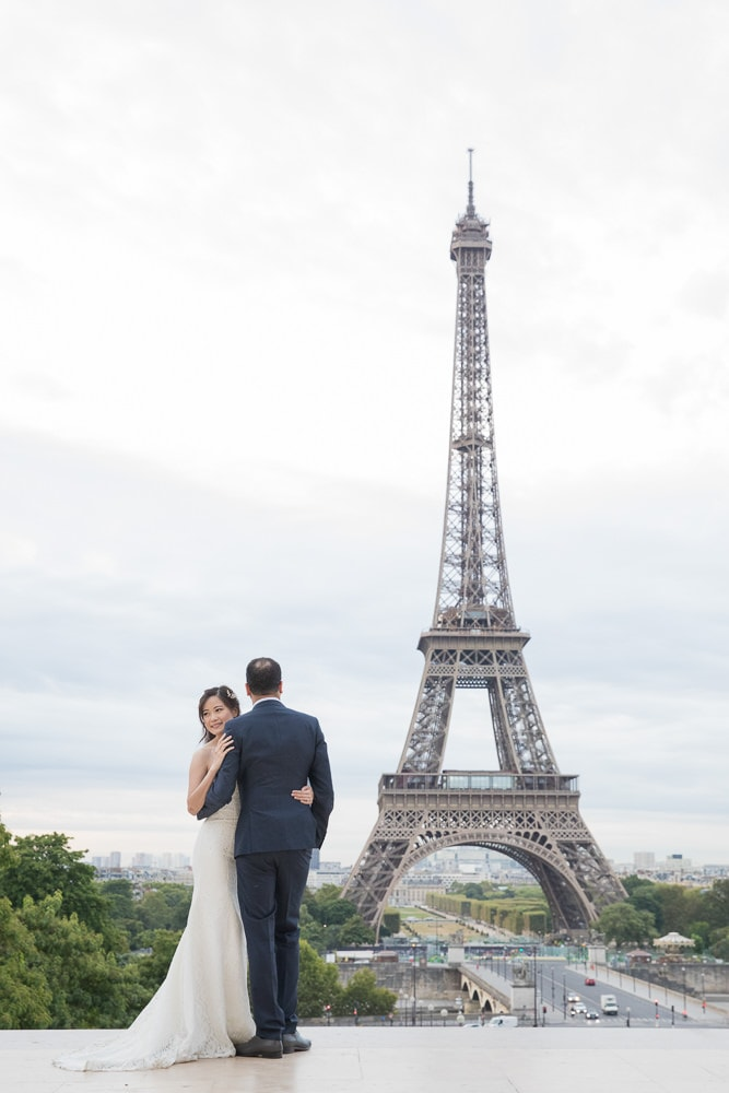 Paris Wedding Photo by Daniel - The Paris Photographer 13