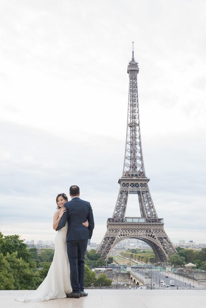 Paris Wedding Photo by Daniel - The Paris Photographer 13